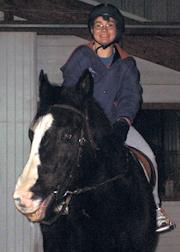 Riding Horse 2